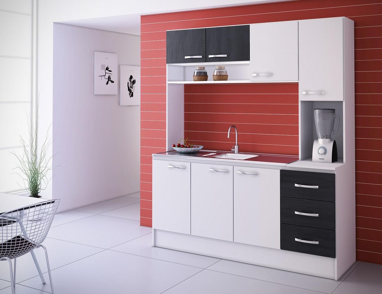 Muebles Cocina Blanco Mueble Cocina Laqueado Brillante Blanco P  # Muebles Cocinas Soinco